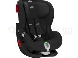Автокресло Romer BLACK SERIES King II LS Cosmos Black (9-18 кг)