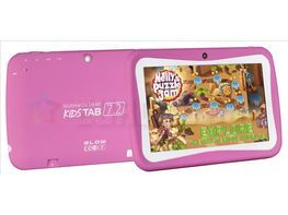 "Планшет BLOW KidsTab 7.2 79-006# (7,0""; 8GB; 1GB; WiFi) Pink"