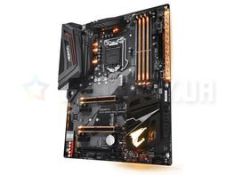 Материнская плата GIGABYTE Z370 AORUS Ultra Gaming (LGA1151, Intel Z370, PCI-Ex16)
