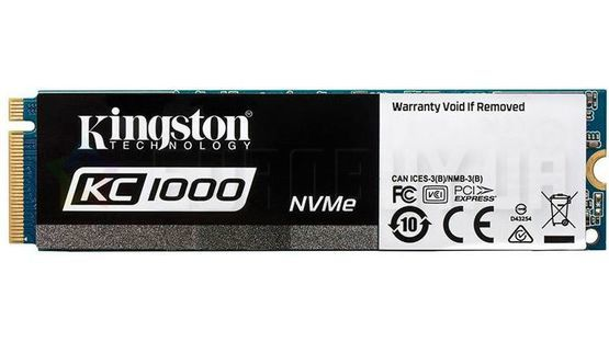 SSD M.2 Kingston KC1000 240GB (SKC1000/240G) PCI-E NVMe