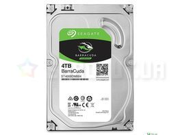 "Жесткий диск Seagate BarraCuda 4TB  5400rpm 256MB ST4000DM004 3.5""  SATA III"