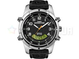 Мужские часы TIMEX T49827 EXPEDITION Black