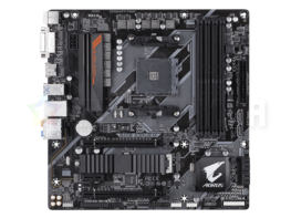 Материнская плата Gigabyte B450 AORUS M (AM4, AMD B450, PCI-Ex16) rev.1.0
