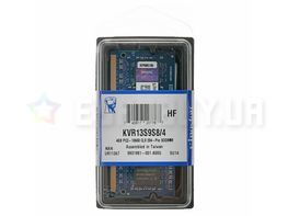 Оперативная память Kingston 4GB DDR3 SO-DIMM 1333 MHz (KVR13S9S8/4)