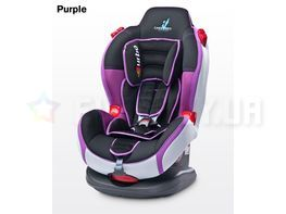 Автокресло Caretero Sport Turbo Purple (TERO-1303)