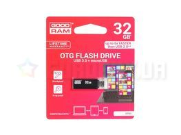 Goodram Twin 32GB USB 3.0 (OTN3-0320K0R11) Black