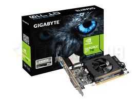 Gigabyte GeForce GT 710 1GB (GV-N710D3-1GL) Low Profile