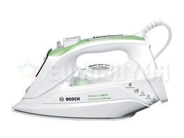 Утюг с паром Bosch TDA702421E White / green