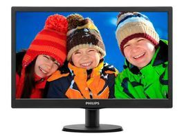 "Монитор 19,5"" Philips 203V5LSB26/10 Black"
