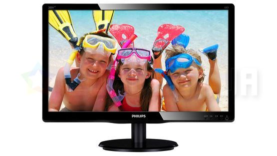 "Монитор LED 19,5"" Philips 200V4LAB2/00"
