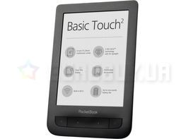 Электронная книга Pocketbook Basic Touch 2 Black