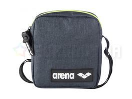 Torba Arena Team Crossbody Bag 003361/510 (kolor ciemnoszary)