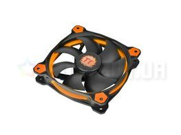 Вентилятор Thermaltake Riing 14 LED Orange (CL-F039-PL14OR-A)