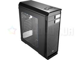 Корпус AeroCool Aero-500 Window Black (AEROPGSAERO-500BK-W)