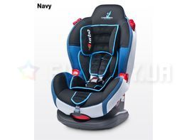 Автокресло Caretero Sport Turbo Navy (TERO-1301)