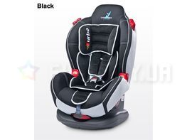 Автокресло Caretero Sport Turbo Black (TERO-1305)