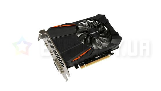 Gigabyte GeForce GTX 1050 D5 2GB (GV-N1050D5-2GD)