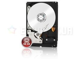 Жесткий диск Western Digital Red 3TB 5400rpm 64MB WD30EFRX 3.5 SATA III