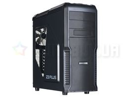 Корпус Zalman Z3 Plus Black  без БП (8809213765407)