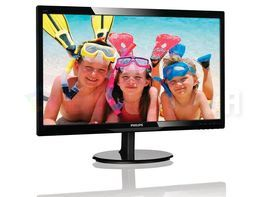 "Монитор LED 24"" Philips 246V5LSB/00 Black"