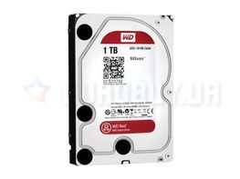 "Жесткий диск Western Digital Red 1TB 5400rpm 64MB WD10EFRX 3.5""  SATA III"