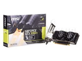 MSI GeForce GTX 1050 TI 4GT LP (GTX 1050 Ti 4GT LP) Low Profile