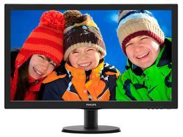"Мониртор LED 27"" Philips 273V5LHSB/00"