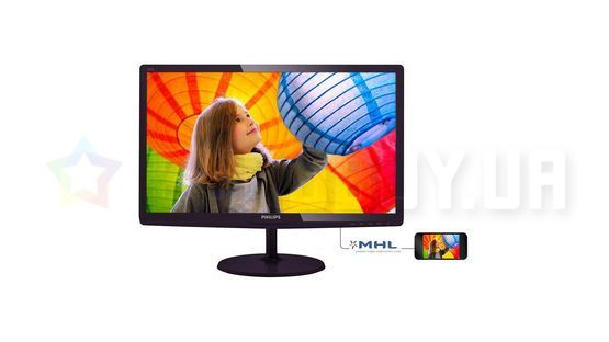 "Монитор LED 23,6"" Philips 247E6LDAD/00"