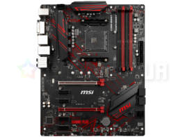 Материнская плата MSI B450 GAMING PLUS (AM4, AMD B450, PCI-Ex16) Black