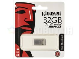 Флешка Kingston 32 GB DataTraveler Micro 3.1 DTMC3/32GB