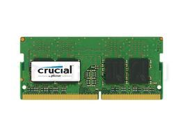 Оперативная память Crucial 8 GB SO-DIMM DDR4 2400 MHz (CT8G4SFS824A)