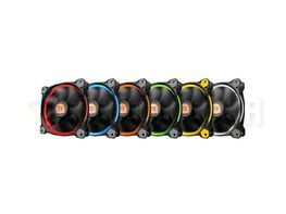 Вентилятор Thermaltake Riing 12 LED RGB 256 color (CL-F042-PL12SW-A)