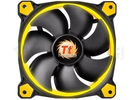 Вентилятор Thermaltake Riing 14 Yellow LED (CL-F039-PL14YL-A)