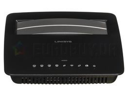 Маршрутизатор LINKSYS X6200 Router VDSL AC750 WiFi