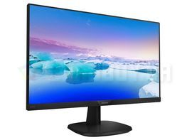 "Monitor Philips 243V7QJABF/00 (23,8""; IPS/PLS; FullHD 1920x1080; DisplayPort, HDMI, VGA; kolor czarny)"