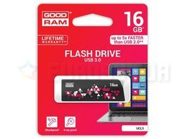 Goodram Cl!ck 16GB USB 3.0 (UCL3-0160K0R11) Black