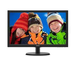 "Монитор LED 21,5"" Philips 223V5LHSB2/00 Black"